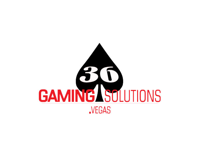 36 Gaming Solutions logo design
