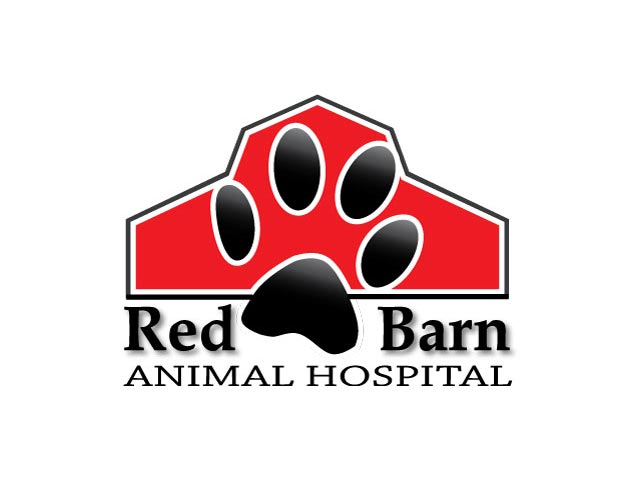 Red Barn Vet Clinic logo design