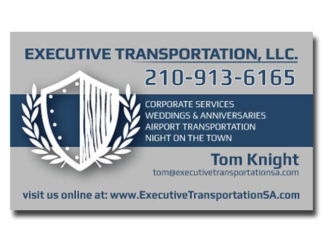 Transportation Business Card Aprildearest
