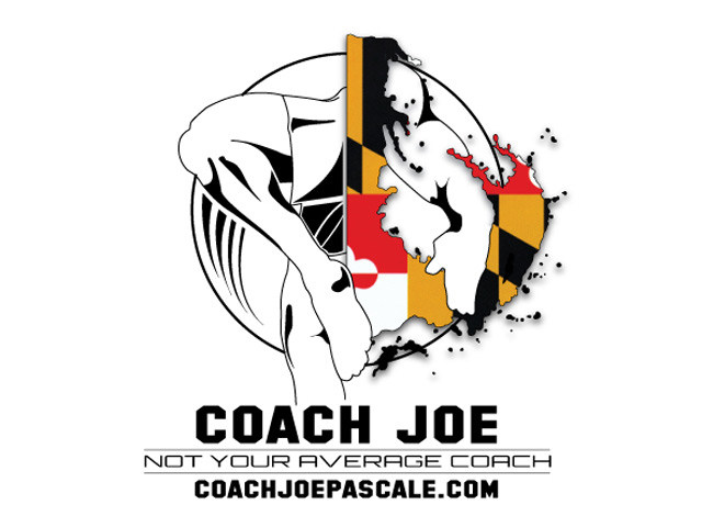 Coach Joe Logo Design