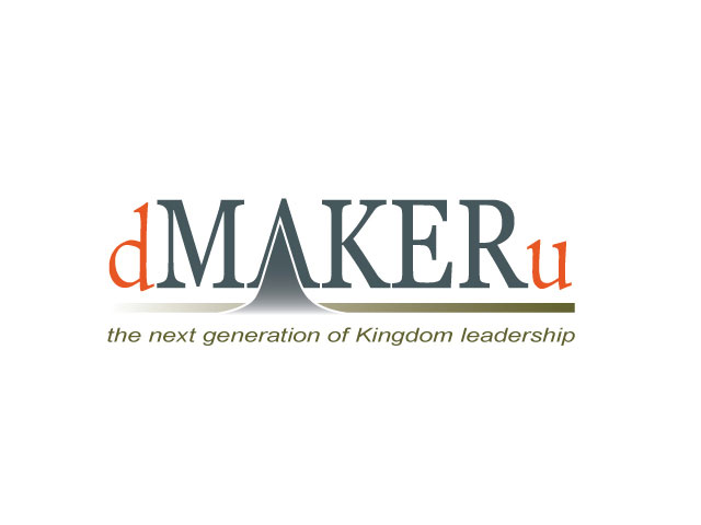 Discple Maker University logo design