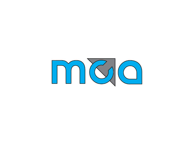MCA logo design
