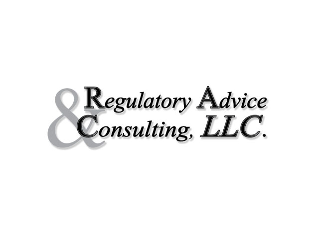 Regulatory Advice & Consulting logo design