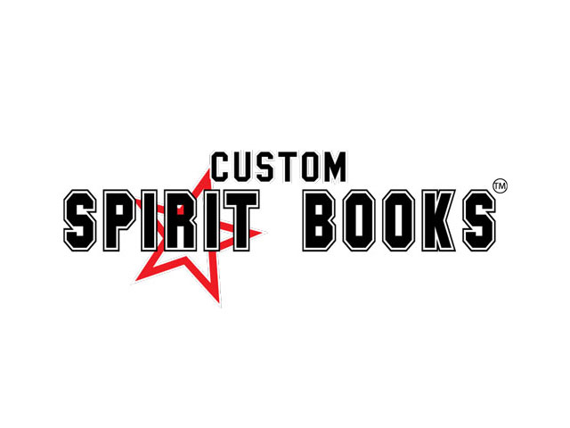 Custom Spirit Books logo design