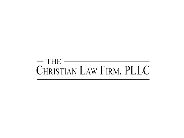 The Christian Law Firm logo design