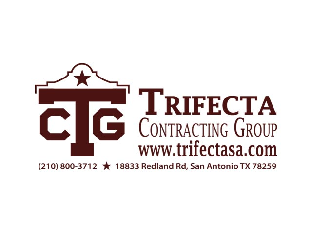 Trifecta Contracting Group logo design