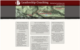 L3 Leadership Coaching Web Design